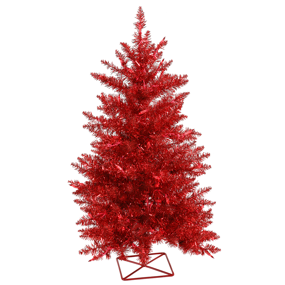 Fake White Christmas Tree