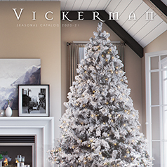 image of Vickerman Holiday Decor Catalog