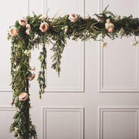 Picture of Wedding Day Arch