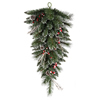 "Photograph of 30"" Snow Tip Pine/Berry Teardrop 64T"