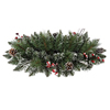 "Photograph of 24"" SnowTip Pine/Berry Taper CtrPc 65T"
