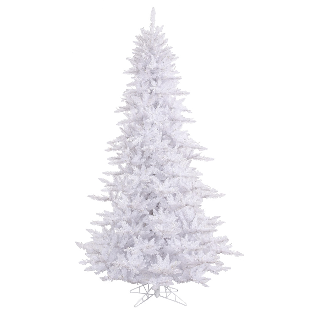 "7.5'x52"" White Fir Tree 1634T"